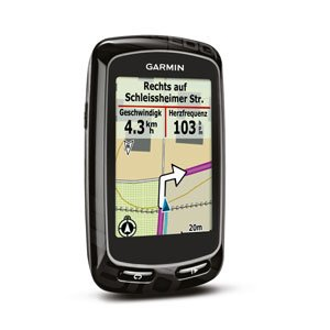 Garmin Edge 810 Bundle Fahrradcomputer 010-01063-03 inkl. Premium HF-Brustgurt + GSC10