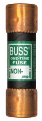 Buy Bussmann #BP/NON-25 2PK 25A NON Cart Fuse (BUSSMANN MFG DIV P1263 ,Lighting & Electrical, Electrical, Circuit Breakers Fuses & Load Centers, Fuses)