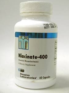 Douglas Laboratories - Niacinate 400 - 60 capsules