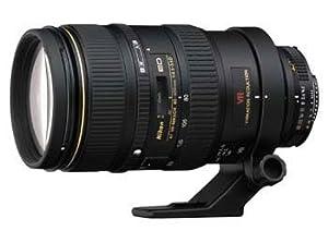 Nikon 80-400mm f/4.5-5.6D ED Autofocus VR Zoom Nikkor Lens