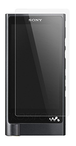 CROSSFOREST Glass Screen Protector for WALKMAN NW-ZX2/NW-ZX1/NW-F880series | Round Edge | CF-GHWKF88 (Lab Values Made Incredibly Easy compare prices)