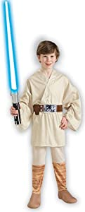 Kids Luke Skywalker Costume from Rubies Costume Co. Inc