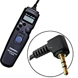 YONGNUO Timer Remote Cord TC-80 C1 for Canon EOS 30/33/50/300/300D/350D (Rebel XT) and 400D (Rebel XTi) /450D/500D/550/1000D / CONTAX N/645 /SAMSUNG GX-1L/GX-1S /PENTAX K10D/K20D/K100/K100DL/MZ-L/ZX-L/MZ-6/ISTD/ISTDL/IST