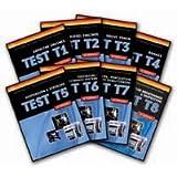 ASE Test Preparation Medium/Heavy Duty Truck Series: T1-T8