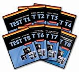 img - for ASE Test Preparation Medium/Heavy Duty Truck Series: T1-T8 book / textbook / text book