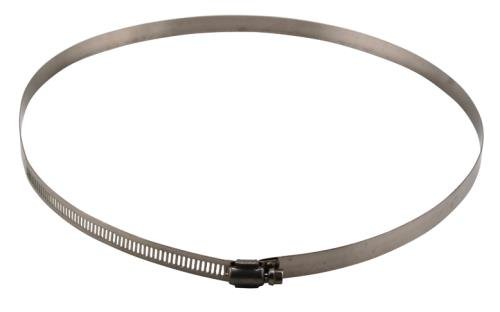 Ideal-Air Stainless Steel Hose Clamps, 12 Inch, 2-Pack (Steel Clamp compare prices)