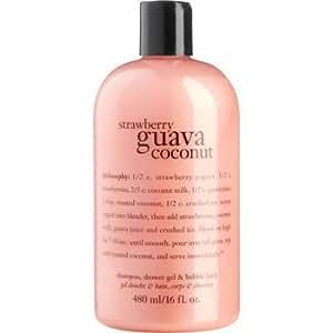 Philosophy Strawberry Guava Coconut Shampoo/Bubble Bath/Shower Gel