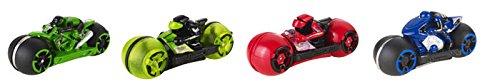 Hot Wheels Moto Track Stars - Styles May Vary