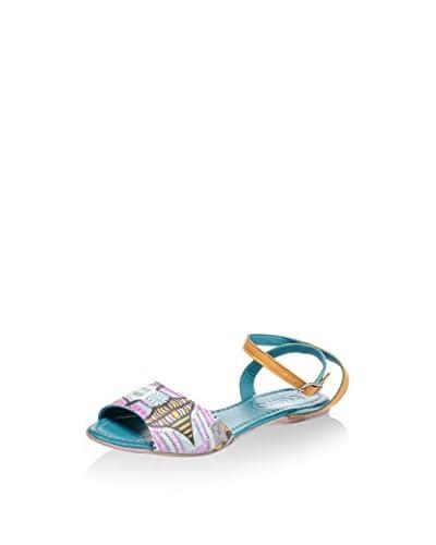 Shoetarz Sandale blau