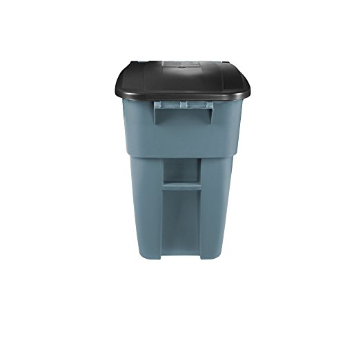 Rubbermaid Commercial Brute Recycler Rollout Trash Can