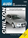 img - for Audi A4: 2002 thru 2008 (Chilton's Total Car Care Repair Manual) 1st (first) edition Text Only book / textbook / text book