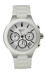 DKNY Ceramic Chronograph White Dial Women's watch #NY4912