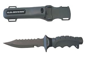 U.S. Divers Titanium 5-Inch Diving Knife