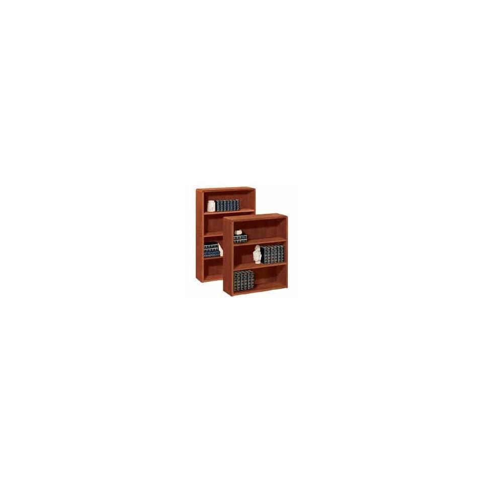 HON Company Products   Bookcase, 3 Shelf, 36x13 1/8x43 3