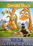 Donald Duck - The Lucky dime caper - Game gear - P
