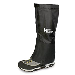 Red Canyon Snow and Brush Gaiter (LG/XL)