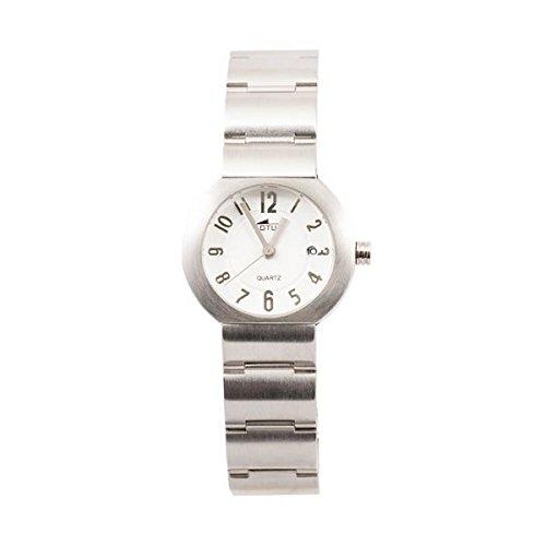 5071ed39aa2d Lotus 15145 6 – Reloj con correa de caucho para mujer