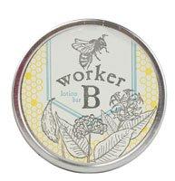 Worker B Lotion Bar -- 3.5 oz - 1