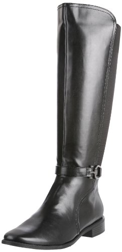 AK Anne Klein Women's Carlene Riding Boot