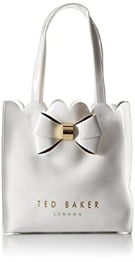 Ted Baker Mycon Shoulder Bag, White,…