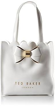 Ted Baker Mycon Shoulder Bag, White,…