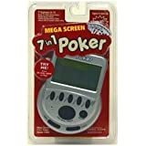 John N. Hansen Mega Screen 7 in 1 Poker