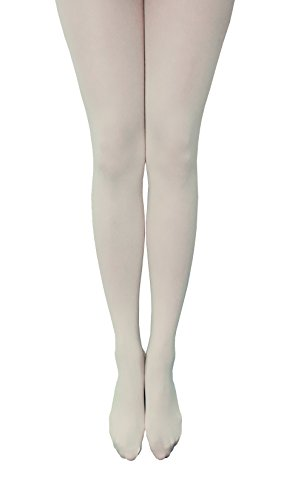 [NovaLava] Womens Semi Opaque 80 Denier Footed Pantyhose Tights