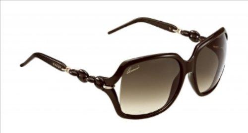 Gucci GG3584/S Sunglasses - 03GX Cocoa (CC Brown