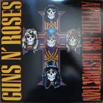 Appetite for Destruction Original Issue