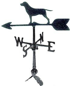 montague-metal-products-24-inch-weathervane-with-retriever-ornament