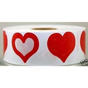 Body Stickers 3-WAY Heart width=