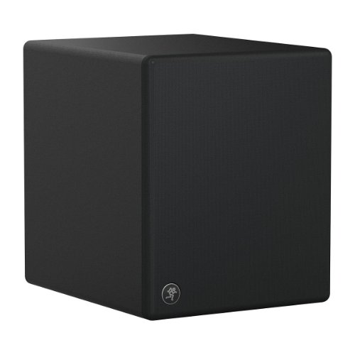 "New Mackie | High-Performance 120W Active Studio Subwoofer, Mr10Smk3 With 10"" Glass Aramid Composite Speaker And Adjustable Crossover (10-Inch Subwoofer)"