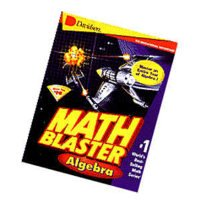 Math Blaster Algebra back-942196