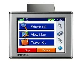 Garmin Nuvi 310 Satellite Navigation