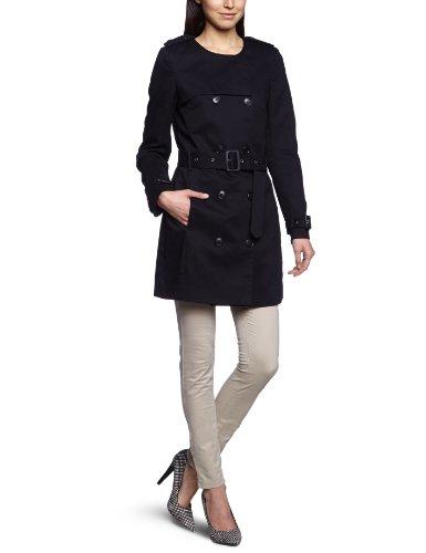 SELECTED FEMME Damen Trench Coat 16030253 Ellice Trenchcoat, Gr. 38 (M ...