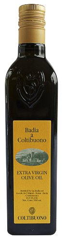 Badia a Coltibuono Extra Virgin Olive Oil 16.9fl Oz. by Badia