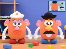 Toy Story 2 Mr Potato Head front-1076462