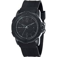 時計 Black Dice メンズ Vibe BD-065-02 Black Silicone Quartz Watch with Black Dial [並行輸入品]