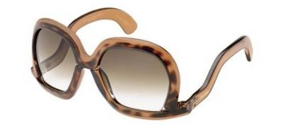 Marc Jacobs MJ369/S Sunglasses - 0OO1 Havana Brown (02 Brown Gradient Lens) - 58mm