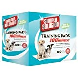 Simple Solution Puppy Training Pads 100pads