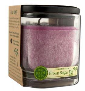 Aloha Bay Candle Aloha Jar Brown Sugar Fig Light Rose