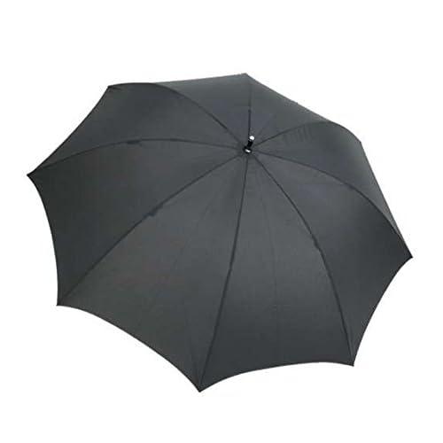 (マンチェス) MANCHES 大きいサイズ 超ビッグサイズ傘 80 ブラック
