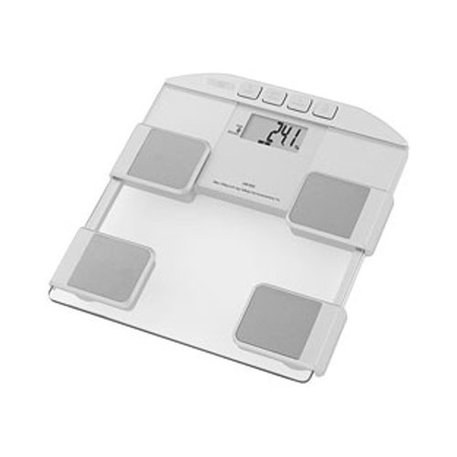 Image of Tanita- Um052 Body Fat Monitor Scale - White (B007JW1Z92)