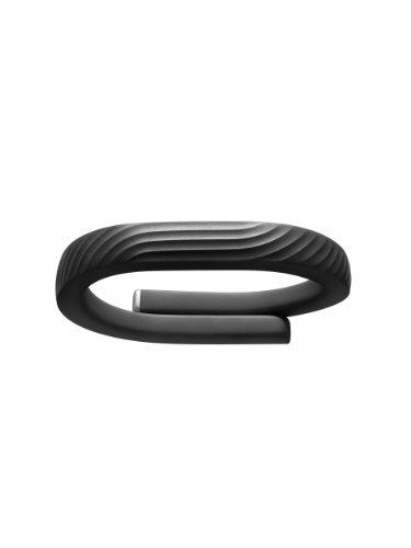 Jawbone UP24 by JAWBONE JP ライフログ リストバンド 活動量計 ( アプリ連動 / Bluetooth 同期 / オニキス / サイズ M ) JL01-52M-JP