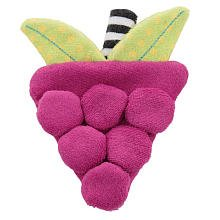 Sassy Grapes Terry Teether from Sassy