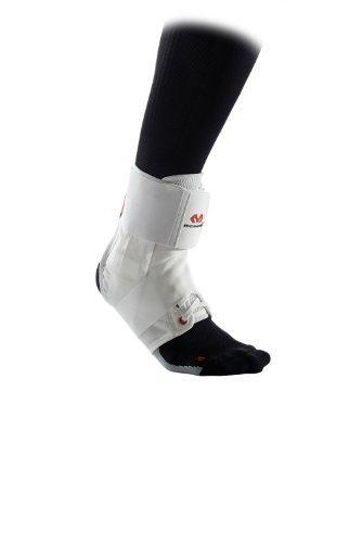 McDavid-195-Supporto per caviglia, taglia XL, colore: bianco, taglia: XL, colore: bianco, modello: 195r-xl, strumenti e ferramenta