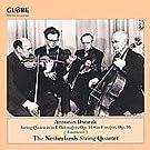 Antonin Dvorak: String Quartets in E flat major