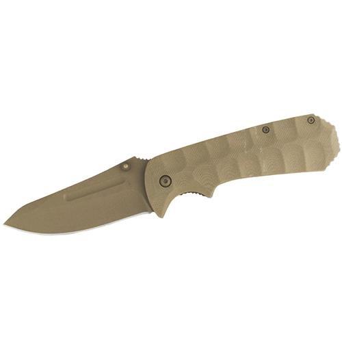 Browning Black Label Unleashed Spring-Assisted Folding Knife