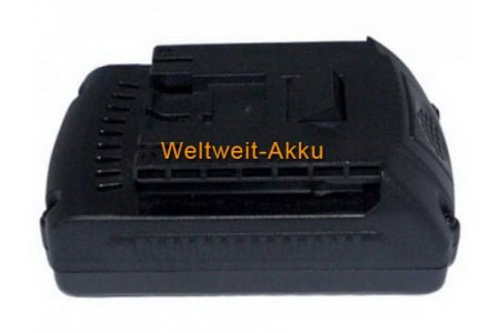18,00V 1500mAh Li-Ion Akku Kompatibler zu Bosch 224618-01, 3601H61S10, 36618-02, BSH180, FHN180, GBH 18 V-LI, GDS 18 V-LI, GHO 18 V-LI, GKS 18 V-LI, GSA 18 V-LI, GST 18 V-LIH, GWS 18 V-LI, HDB180, HDS180-03, IWH181-01, RHH180, RHS181-01