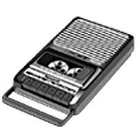 Panasonic - RQ-2102 - Standard Cassette Recorder